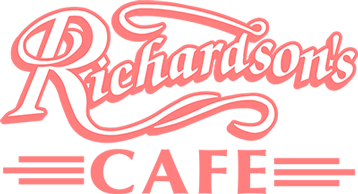 Richardson's Cafe Logo