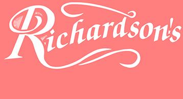 Richardson's Cafe Logo